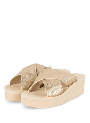 flip*flop Plateau-Wedges CROSS SNAKE