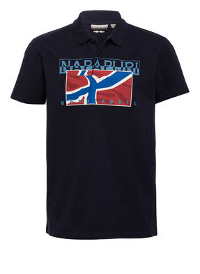 NAPAPIJRI Pique-Poloshirt EALLY