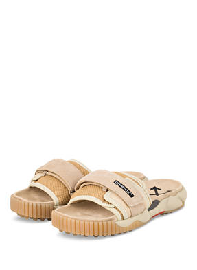 OFF-WHITE Pantoletten LOW VULCANIZED