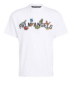 Palm Angels T-Shirt BUTTERFLY