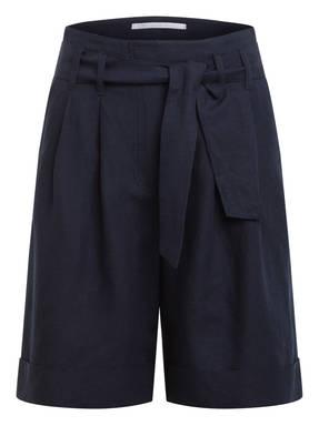 RAFFAELLO ROSSI Shorts mit Leinen