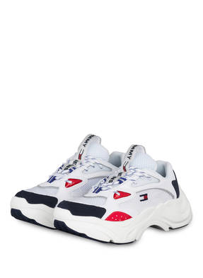 TOMMY JEANS Plateau-Sneaker FASHION CHUNKY RUNNER