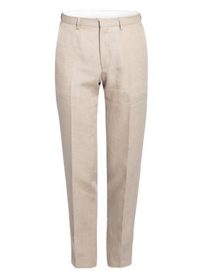 TIGER of Sweden Kombi-Hose THODD Extra Slim Fit aus Leinen