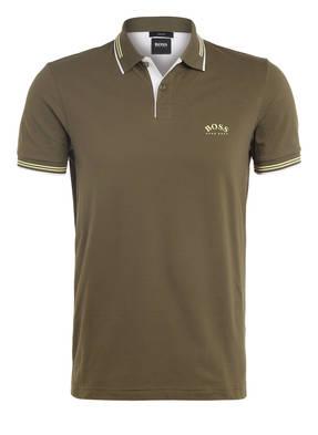 BOSS Piqué-Poloshirt PAUL Slim Fit