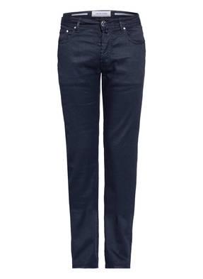 JACOB COHEN Jeans J688 Comfort Fit mit Leinen