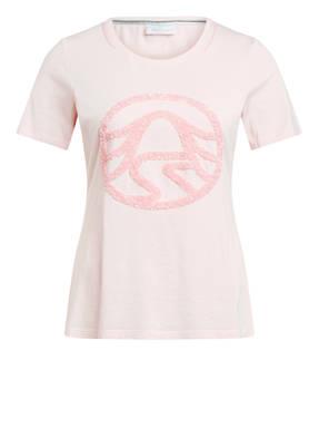 SPORTALM T-Shirt mit Pailettenbesatz