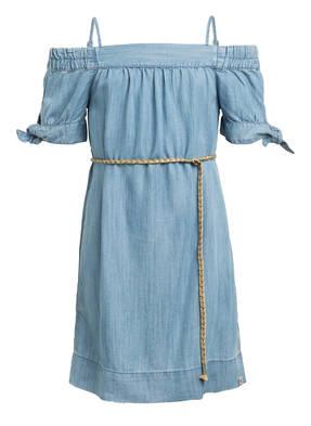 GARCIA Off-Shoulder-Kleid