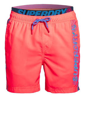 Superdry Badeshorts STATE VOLLEY
