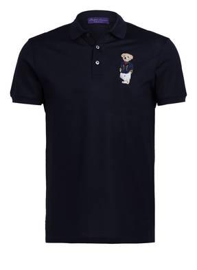 RALPH LAUREN PURPLE LABEL Piqué-Poloshirt Regular Fit