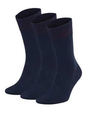 VON Jungfeld 3er-Pack Socken KRAFTPAKET