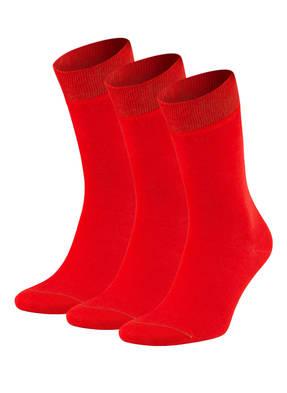VON Jungfeld 3er-Pack Socken PAMPLONA