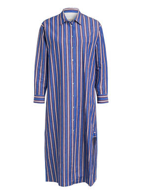 WEEKEND MaxMara Hemdblusenkleid PAPY mit Leinen
