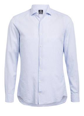 strellson Hemd SERENO Slim Fit mit Leinen