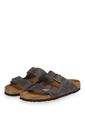 BIRKENSTOCK Pantoletten ARIZONA BS IRON