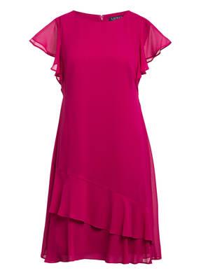 LAUREN RALPH LAUREN Kleid CYRENA mit Volantbesatz