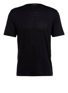 Ermenegildo Zegna T-Shirt aus Leinen