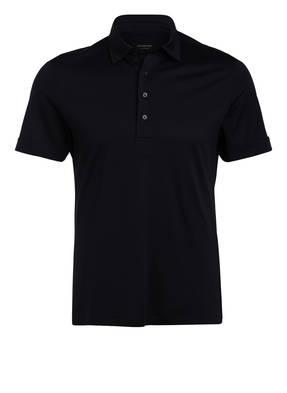 Ermenegildo Zegna Jersey-Poloshirt mit Seide