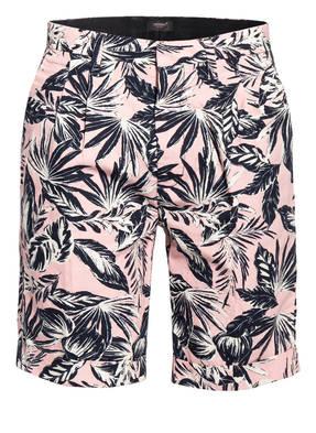 Superdry Chino-Shorts mit Leinen