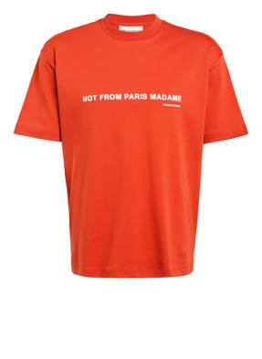DRÔLE DE MONSIEUR Oversized-Shirt