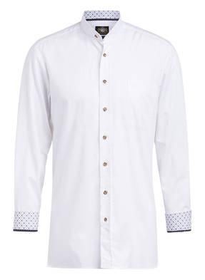 Hammerschmid Trachtenhemd Slim Fit mit Stehkragen