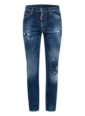 DSQUARED2 Destroyed Jeans COOL GUY Extra Slim Fit