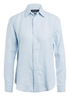 POLO RALPH LAUREN Hemdbluse aus Leinen