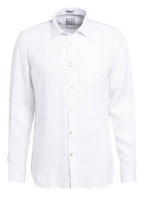 SIGNUM Leinenhemd Regular Fit