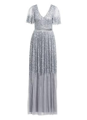 frock & frill Kleid mit Paillettenbesatz