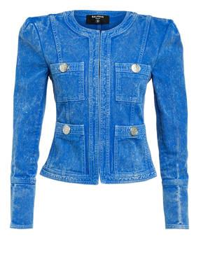 BALMAIN Jeans-Blazer