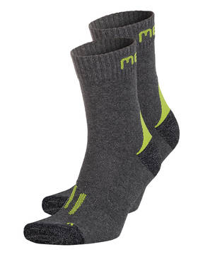 me°ru' 2er-Pack Trekking-Socken ZANSKAR