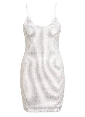 alice+olivia Kleid NELLE mit Paillettenbesatz