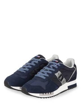 Blauer Sneaker QUEENS