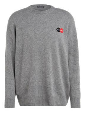 BALENCIAGA Oversized-Pullover aus Cashmere