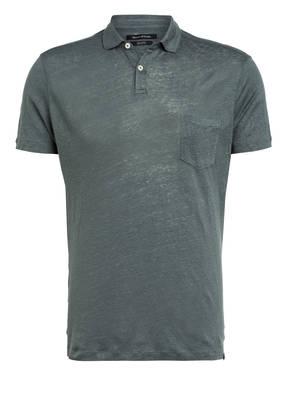 Marc O'Polo Jersey-Poloshirt aus Leinen