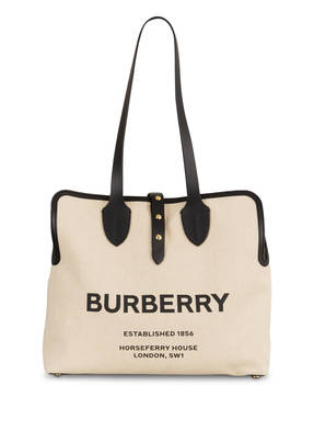 BURBERRY Shopper MEDIUM mit Pouch