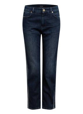 MARC CAIN Jeans mit Galonstreifen
