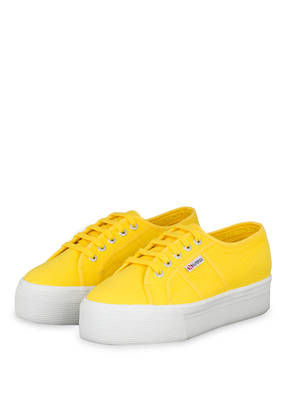 SUPERGA Plateau-Sneaker 2750 UP AND DOWN