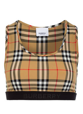 BURBERRY Cropped-Top DALBY