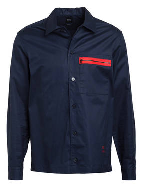 BOSS Overshirt NIC Relaxed Fit