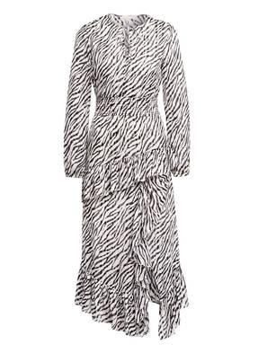 maje Kleid RIBOU mit Glitzergarn