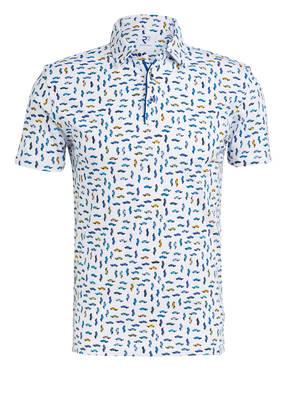R2 Amsterdam Piqué-Poloshirt Modern Fit
