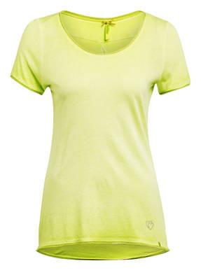 KEY LARGO T-Shirt mit Glitzergarn