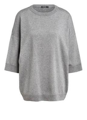 MARC AUREL Oversized-Pullover mit Glitzergarn