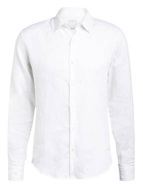 sandro Leinenhemd Classic Fit