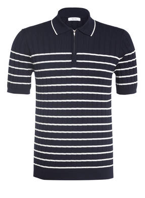 REISS Strick-Poloshirt PEAK Slim Fit