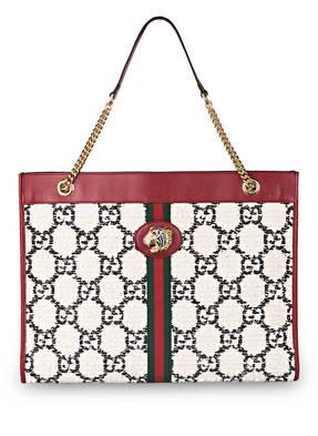 GUCCI Shopper RAJHA LARGE mit Pouch