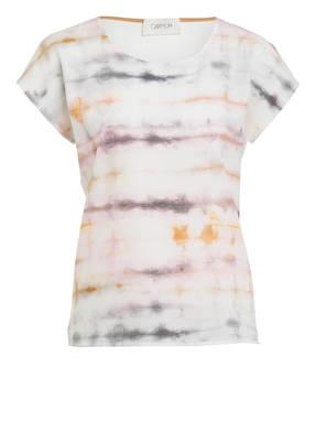 CARTOON Shirt im Materialmix