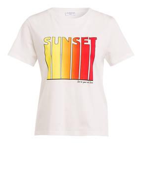 CLAUDIE PIERLOT T-Shirts SUNSET