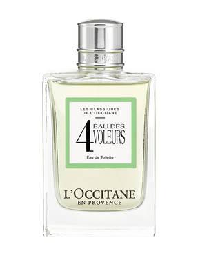 L'OCCITANE 4 VOLEURS