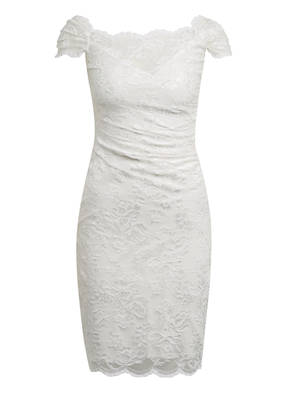 OLVI'S Kleid mit Spitzenbesatz